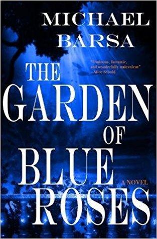 garden of blue roses