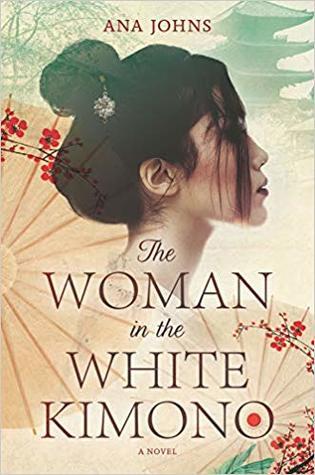 Woman in the white kimono